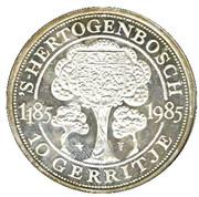 10 Gerritje - 's-Hertogenbosch (800 years) – reverse