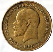 Token - Karl A. Lingner 10 Warenpunkte – obverse