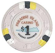1 Dollar - Paradise Island Casino (Nassau) – obverse