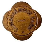 50 Cents - Cummins State Farm (Grady, Arkansas) – obverse