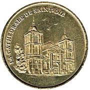 1 Euro (Saint-Dié) – reverse