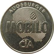 Token - Mobilo (Augsburg) – reverse