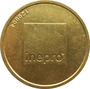 Parking Token - Inepro (120004) – obverse