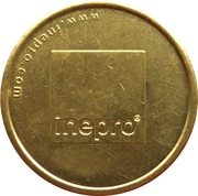 Parking Token - Inepro (120004) – reverse