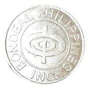 Token - Bondeal Philippines Inc. – obverse