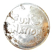 Token - Fun Nation – reverse