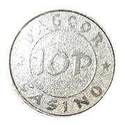 10 Pesos - PAGCOR Casino – obverse