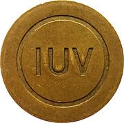 Token - IUV (Vrhnika) – obverse