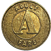 Adult Fare - Tarta (Toledo, Ohio) – reverse