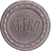 50 Centimes (Abero) – obverse