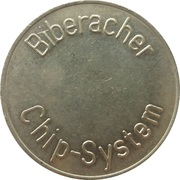 Token - Biberacher Chip-System (Biberach) – obverse