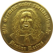 1 Gold Taler - Live Action Role Playing (Spectaculum) – obverse
