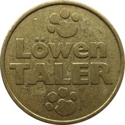 Löwen Taler - Löwen Apotheke (Wattenscheid) – reverse