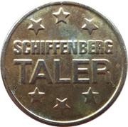 Schiffenberg Taler - Schiffenberg Apotheke (Pohlheim) – reverse