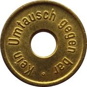 Token - Lochmühle – reverse