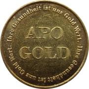 Apo Gold - Apotheke im Marktkauf (Hannover) – obverse