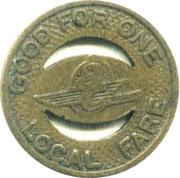 1 Local Fare - Alameda-Contra Costa (Oakland, California – reverse