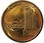 Spinner Token - Martini Center – obverse