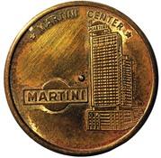 Spinner Token - Martini Center – obverse