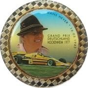 Token - Deutsche Formel 1 Piloten (Hans Heyer) – obverse