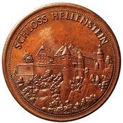 Token - Sparkasse Heidenheim (Bronze issue) – obverse