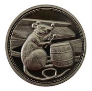 Token - Year of the Rat – obverse