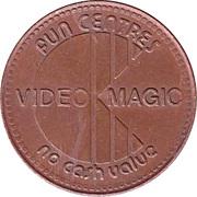 Game Token - Video Magic – obverse
