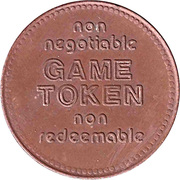 Game Token - Video Magic – reverse