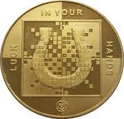 Luck coin – obverse