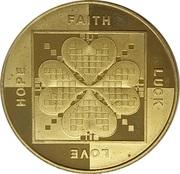 Luck coin – reverse