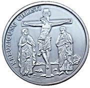 Token - Crucificion of Jesus Christ – obverse