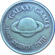 Token - Galaxy Games Family Amusement Center – obverse
