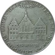 Token - Lurgi Gesellschaften (Frankfurt am Main) – obverse