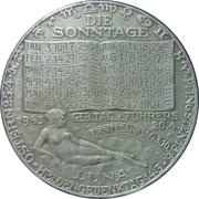 Token - Lurgi Gesellschaften (Frankfurt am Main) – reverse