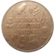 School Leavers Medal – obverse