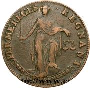 Token - Louis XIV (Parlement de Dijon) – reverse