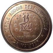 1,5 Ecu - Montolieu – reverse