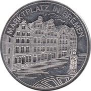 Token - 125 Jahre Bremer Bürgerparkverein – reverse