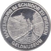Token - Marterburg im Schnoor zu Bremen – obverse