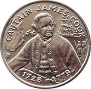 Australia 200 Years Medal Collection (Captain James Cook) – obverse
