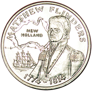 Australia 200 Years Medal Collection (Mathew Flinders) – obverse