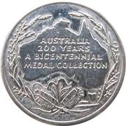 Australia 200 Years Medal Collection (Australia II) – reverse