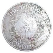Casino Token - The Sportsman London Queen Elizabeth 2 – obverse