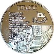Token - Titanic – reverse