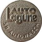 Car Wash Token - Auto Lagune – obverse