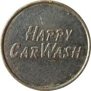 Car Wash Token - Happy CarWash – obverse
