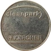 Car Wash Token - Kärcher Clean Park (Schleswig) – reverse