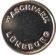 Car Wash Token - Waschpark (Lüneburg) – obverse