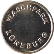 Car Wash Token - Waschpark (Lüneburg) – reverse