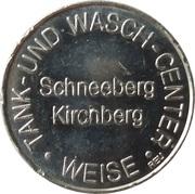 Car Wash Token - Waschcenter Weise (Scheeberg, Kirchberg) – obverse